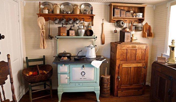 Cocinas antiguas y retros | Cocinas Nogales
