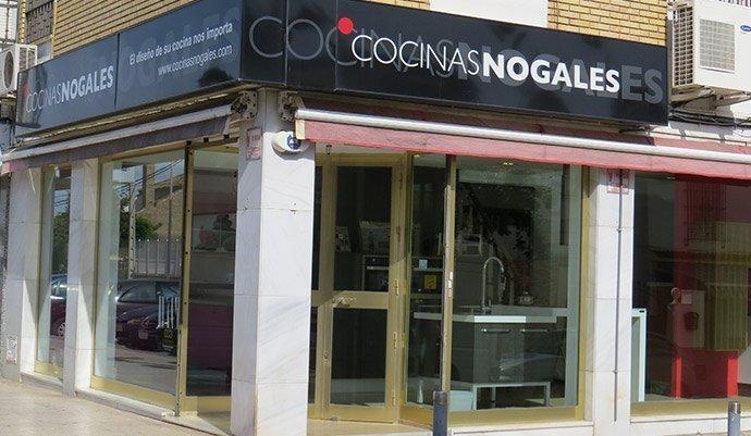 Cocinas Nogales en Mairena del Aljarafe