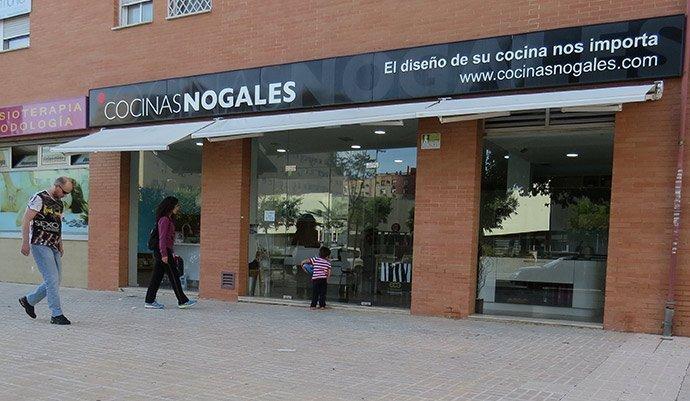 Cocinas Nogales en Sevilla Este
