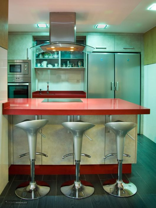 Trabajos realizados por Cocinas Nogales | Azaleas