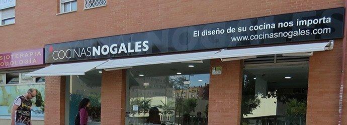 Tiendas - Cocinas Nogales