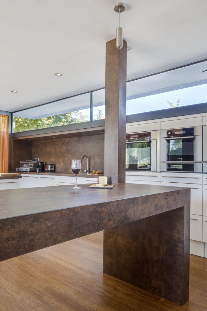 Aquí tienes la nueva cocina de Bertín Osborne - Cocinas Nogales