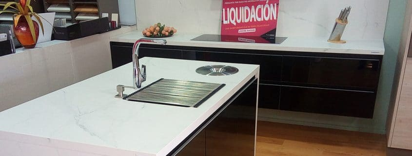 Cocina de liquidación en Sevilla Este