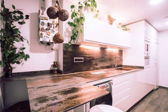 Trabajos realizados por Cocinas Nogales | Girasoles