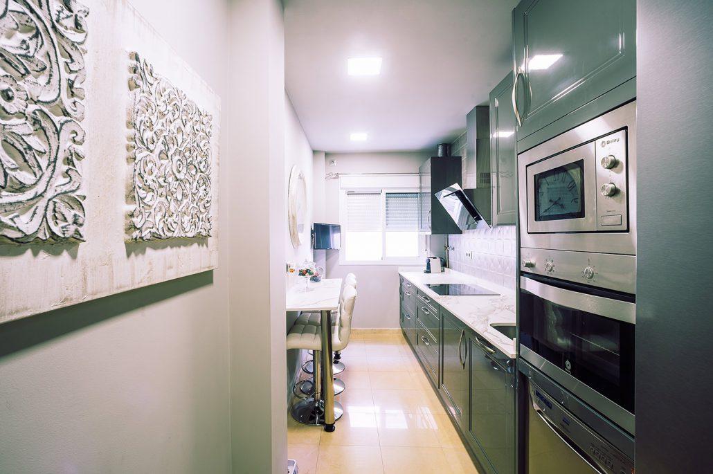 Diseño Higuerillas - Cocinas Nogales en Sevilla