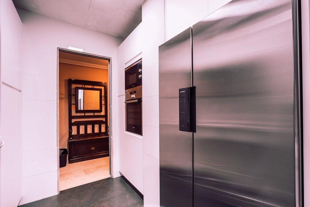 Diseño Fresias - Cocinas Nogales en Sevilla