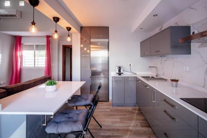 Diseño Gardenias - Cocinas Nogales en Sevilla