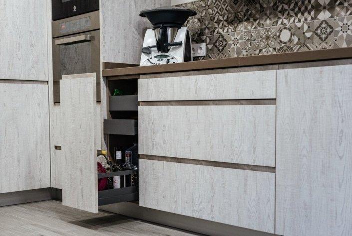 Diseño Lis - Cocinas Nogales en Sevilla