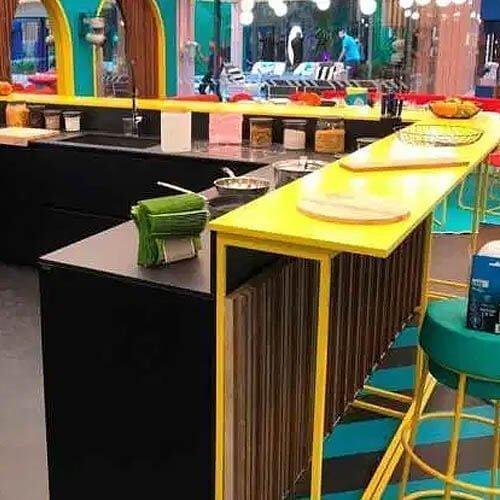 La cocina de Gran Hermano VIP 7 | Cocinas Nogales