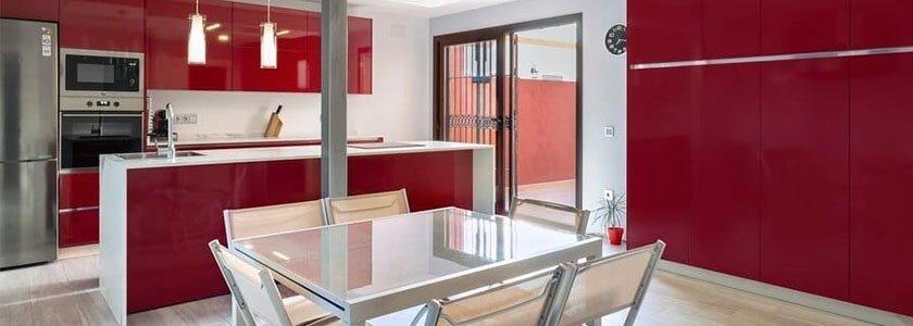 Cocinas abiertas en Sevilla - Ventajas